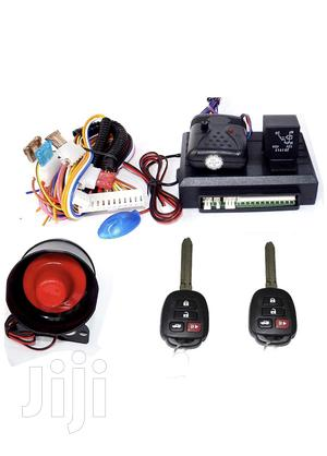 Universal Car Alarm Systems Remote Control 2 KEYS KEYLESS ENTRY SYSTEM   Vehicle Parts & Accessories for sale in Kampala