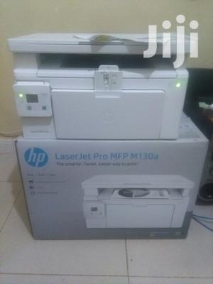 New Hp Laser Jet Pro MFP M130a   Printers & Scanners for sale in Wakiso
