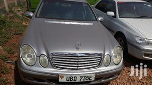 Mercedes-Benz E320 2005 Silver   Cars for sale in Kampala