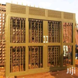 K&D Metal Crafts   Doors for sale in Kampala