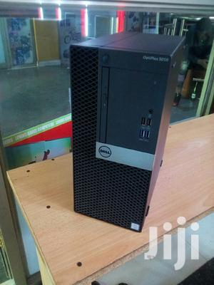 Desktop Computer Dell 4GB Intel Core I7 HDD 500GB | Laptops & Computers for sale in Kampala