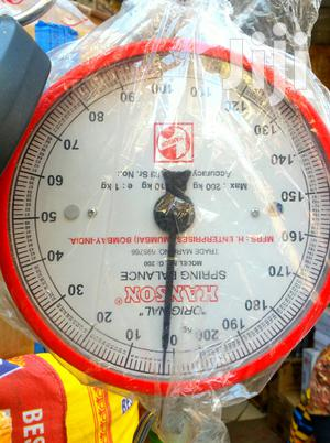 Hanson Weighing Scale 200kg | Store Equipment for sale in Kampala