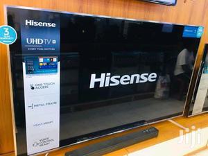 Hisense 4K UHD Smart LED TV 50 Inches   TV & DVD Equipment for sale in Kampala