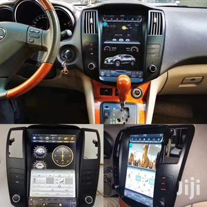 Car Radio For Harrier Hybrids | Vehicle Parts & Accessories for sale in Kampala