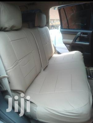 Beige Car Seat Covers   Vehicle Parts & Accessories for sale in Kampala