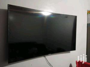 Globalstar 55 Inch Led Full HD Digital /Decorder TV - Black | TV & DVD Equipment for sale in Kampala