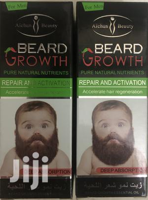 Beard Growth Oil Now Available   Hair Beauty for sale in Kampala