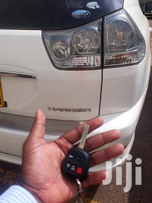 Key Programming For Harrier Kawundu Whom The Owner Lost All Keys   Vehicle Parts & Accessories for sale in Kampala