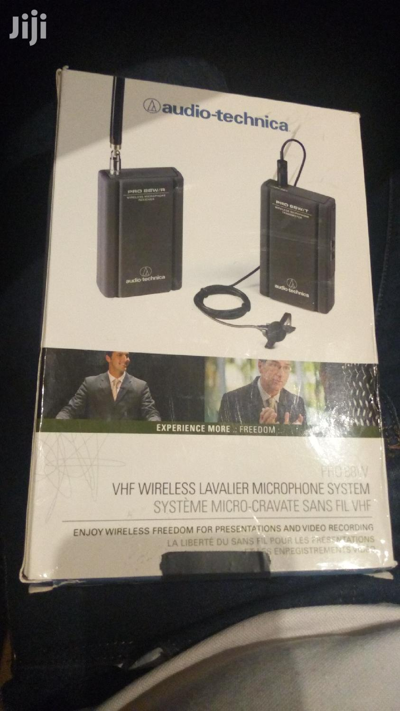 Audio Technica Wireless Video Microphone System.   Audio & Music Equipment for sale in Kampala, Uganda