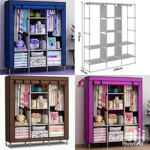 Metal Framed Closet   Home Accessories for sale in Kampala