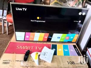 LG Smart UHD 4k TV 43 Inches | TV & DVD Equipment for sale in Kampala