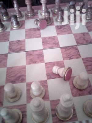Chess Checkers Backgammon Set 3 In 1 | Books & Games for sale in Western Region, Mbarara