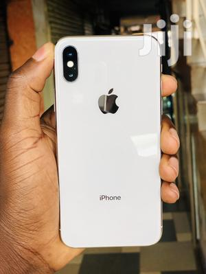 Apple iPhone X 256 GB White   Mobile Phones for sale in Kampala