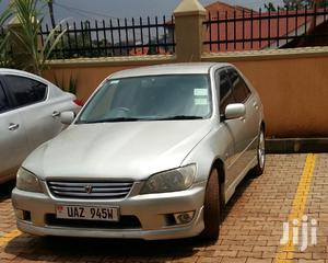 Toyota Altezza RS200 Automatic 2001 Silver   Cars for sale in Kampala