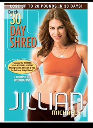 30 Day Shread By Jillian Micheals | Books & Games for sale in Kampala