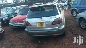 Toyota Harrier 2004 Silver   Cars for sale in Kampala