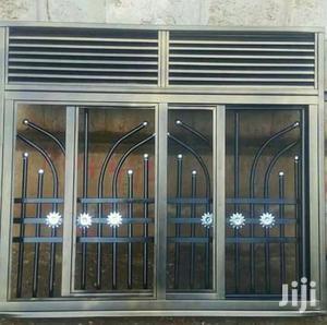 Metallic Sliding Windows 5*5 | Windows for sale in Kampala