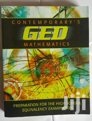 Contemporary's GED Satellite: Mathematics   Books & Games for sale in Mukono
