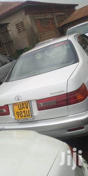 Toyota Premio 1999 White   Cars for sale in Kampala