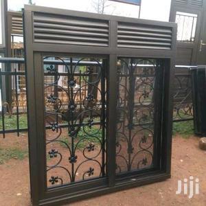 Metallic Sliding Windows (5*5)Ft | Windows for sale in Kampala