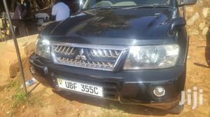 Mitsubishi Pajero 2006 Black   Cars for sale in Kampala