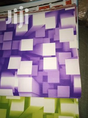 Modern 3D Wallpapers Per Square Meter | Home Accessories for sale in Kampala
