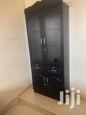 2doors Cupboard Black | Furniture for sale in Kampala