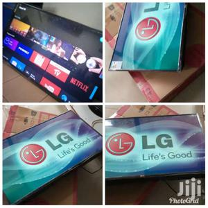 43 Inches Led Lg Smart Flat Screen | TV & DVD Equipment for sale in Kampala