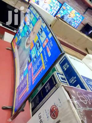 55inches Curve Samsung Digital TV | TV & DVD Equipment for sale in Kampala