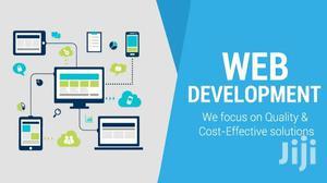 Business Website Design Development | Computer & IT Services for sale in Kampala