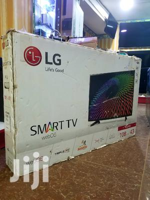 Brand New Lg 43inches Smart | TV & DVD Equipment for sale in Kampala