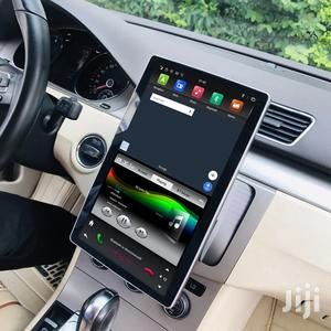 Tesla Rotating Car Radio Android   Vehicle Parts & Accessories for sale in Kampala