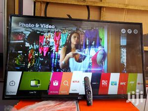 Genuine Lg Smart Uhd 4k Webos TV 43 Inches   TV & DVD Equipment for sale in Kampala