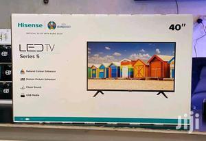Hisense Full HD LED TV 40 Inches Black | TV & DVD Equipment for sale in Kampala