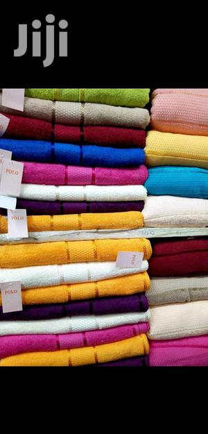 Towels 100% Cotton   Home Accessories for sale in Kampala
