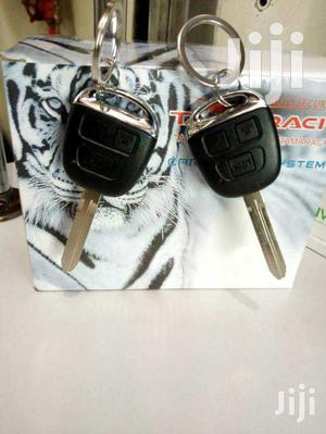 Car Alarm With Key For Toyota And Other Cars | Vehicle Parts & Accessories for sale in Kampala