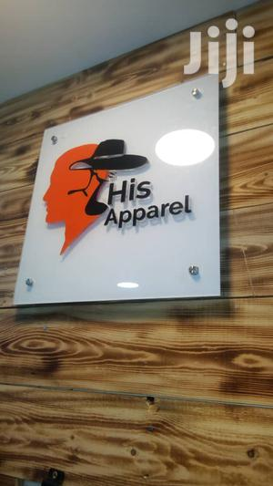 3D Signage in All Categories   Manufacturing Services for sale in Kampala