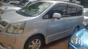 Toyota Noah 2010 Silver | Cars for sale in Kampala