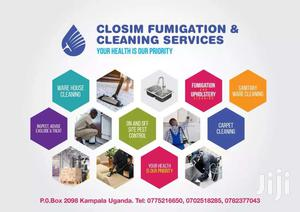 Fumigation And Cleaning Services | Cleaning Services for sale in Kampala
