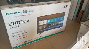 Hisense Smart UHD 4k Tv 55 Inches   TV & DVD Equipment for sale in Kampala