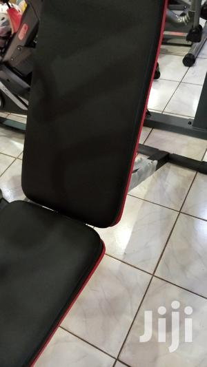 Adjustable Sit Up Bench   Sports Equipment for sale in Kampala