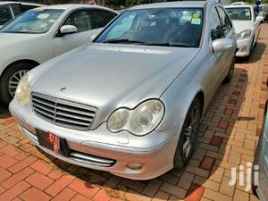 Mercedes-Benz C230 2006 Silver   Cars for sale in Kampala