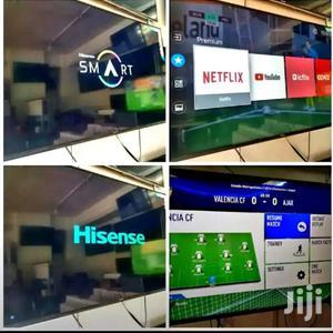 55' Hisense Smart UHD 4k TV | TV & DVD Equipment for sale in Kampala