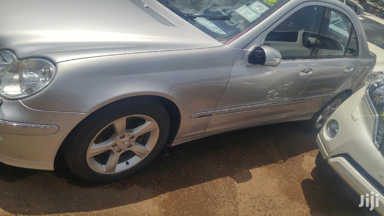 Mercedes-Benz C180 2006 Silver | Cars for sale in Kampala, Uganda
