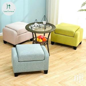 Automan Square Poufs With Storage | Furniture for sale in Kampala