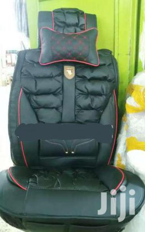 Pure Black Car Seat Covers | Vehicle Parts & Accessories for sale in Kampala
