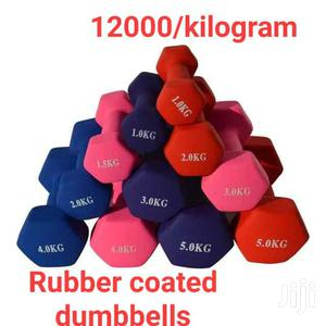 Dumbells for Muscle Strength 12,000/Kilo | Sports Equipment for sale in Kampala