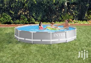 Intex 12ft X 30in Prism Frame Pool Set With Filter Pump | Garden for sale in Kampala
