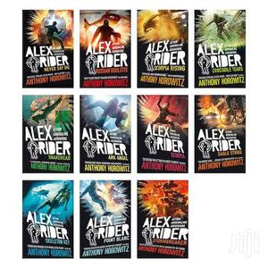 Alex Rider Series | Books & Games for sale in Kampala