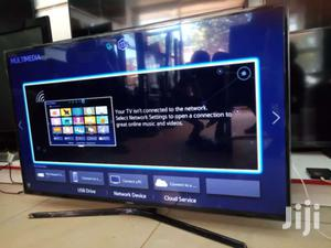 Samsung Smart Flat Screen TV 55 Inches   TV & DVD Equipment for sale in Kampala